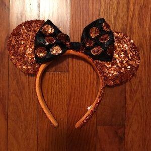 Disney Halloween Mickey Mouse Ears
